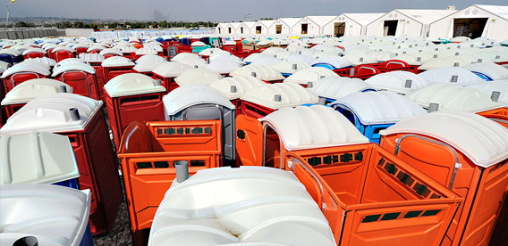 Champion Portable Toilets in Pontiac, MI